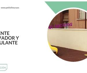 Escuela infantil bilingüe barrio Gràcia, Barcelona | Petits L'Heura