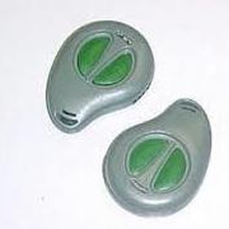 Mando Forsa Twin, 2 pulsadores, 433Mhz, con alta en garaje: Productos de Zapatería Ideal