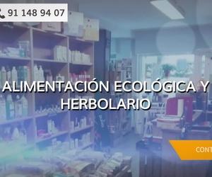 Alimentación ecológica y herbolario