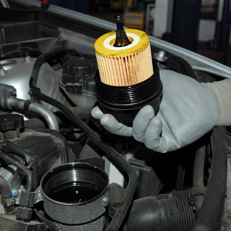 Mecánica rápida: Servicios de Taller del Automóvil