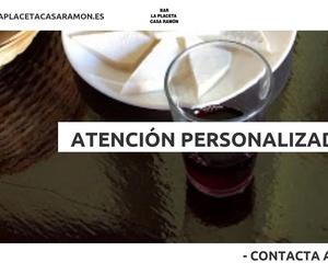Cocina canaria en Tacoronte | Bar La Placeta Casa Ramón