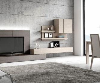Dormitorios de matrimonio: Catálogo de muebles y sofás de Goga Muebles & Complementos
