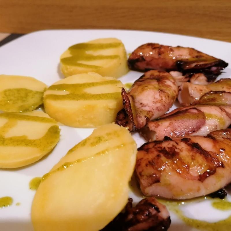 Menú comidas:  de Balcón de Floreano