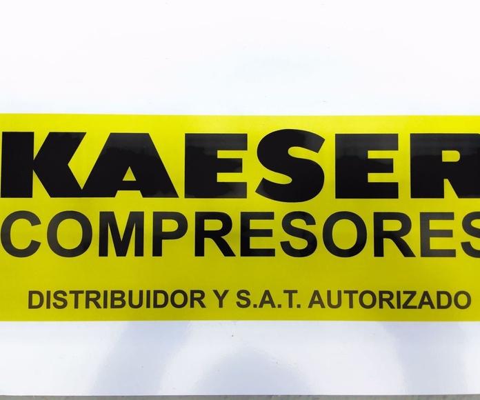 Distribuidor y Servicio Técnico de Kaeser Compresores provincia de Murcia: Catalogo de Mas Aire con Menos Energía