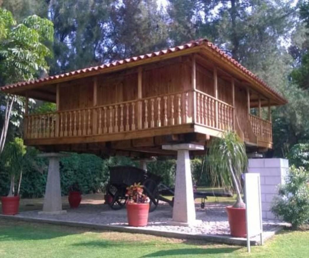 El hórreo asturiano