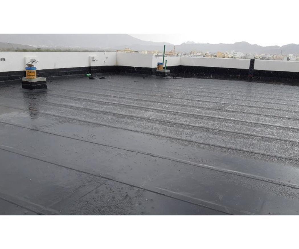 La impermeabilización de la cubierta
