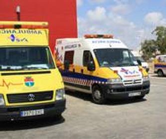 Mantenimiento de piscinas: Servicios de Socorrismo y Ambulancias Horadada, S.L.