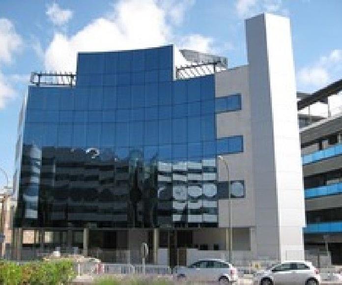 Edificio c/ Albasanz 9