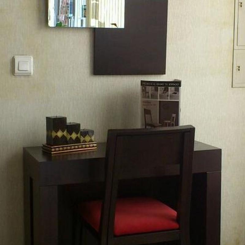 Recibidor: Catálogo de Muebles Rivas
