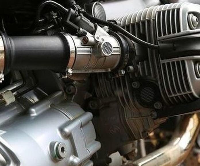 Cambio de filtros: Servicios de Mecanisport