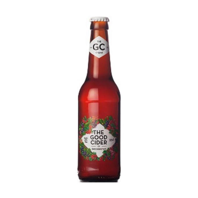 The Good Cider - Frutos del bosque: Catálogo de Mainake XXI