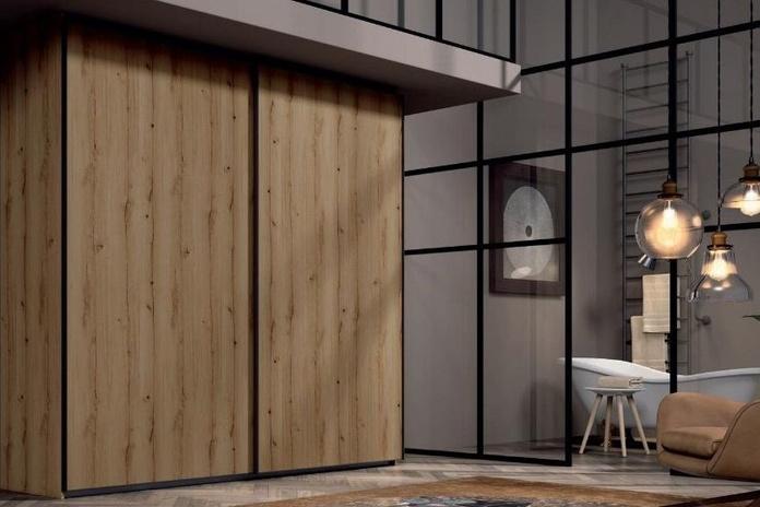 Armario puertas correderas AC_6: Muebles de Spais a Mida