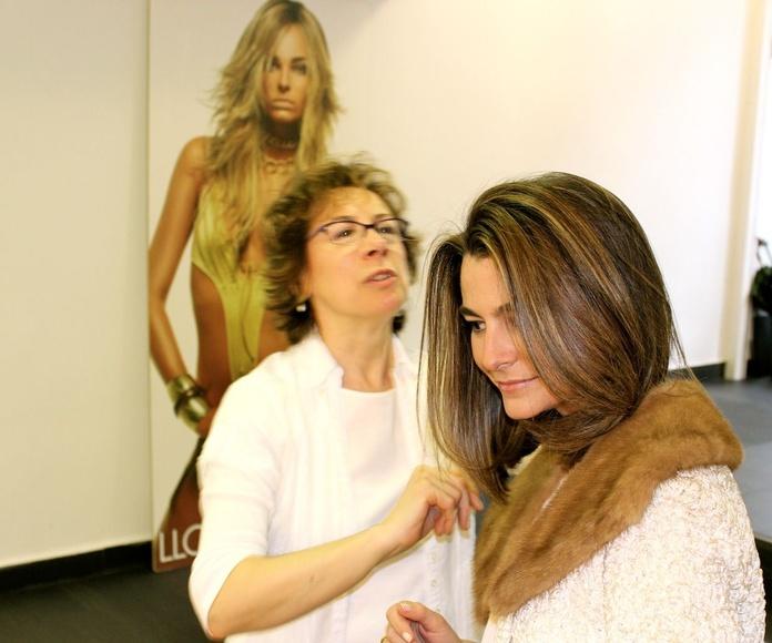 Silvia, del blog de moda Oh my Looks, en Llongueras Mirasierra