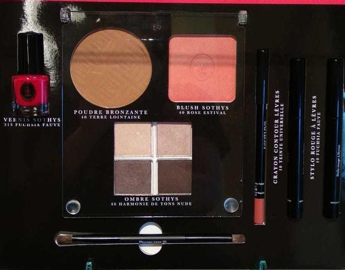 Nuevo Maquillaje Sothys, en Alur estetika