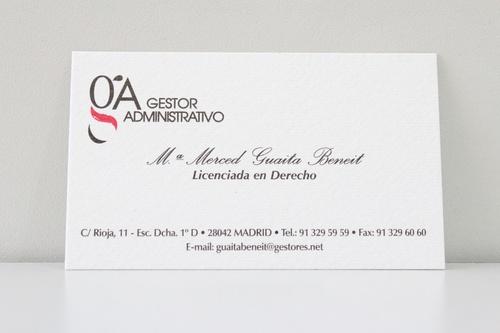 Fotos de Gestorías administrativas en Madrid   Gestoría Guaita Beneit