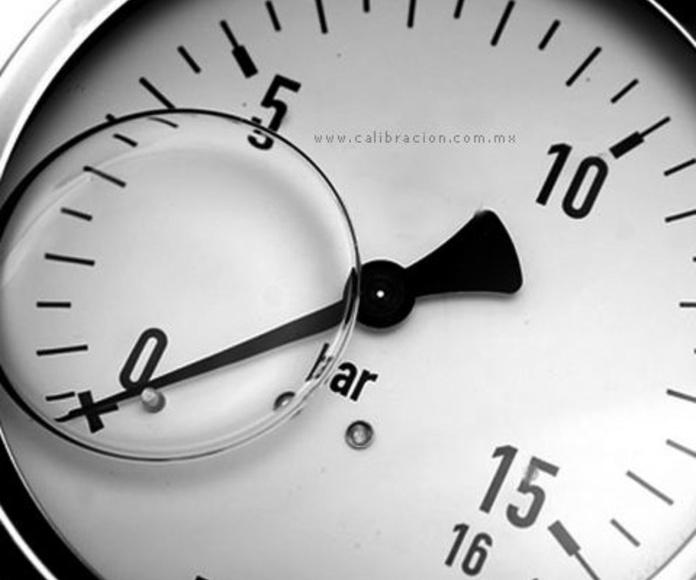 Calibración de manómetros: Servicios de Metrología del Sureste, S.L.