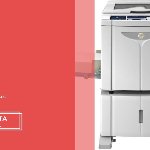 Renting de impresoras en Tenerife Balmes Sistemas