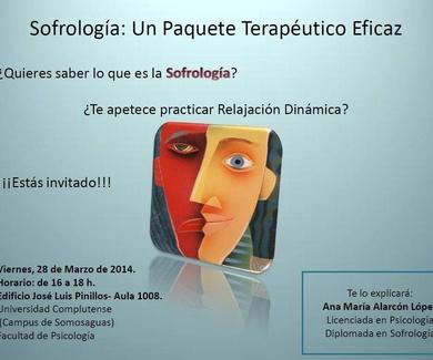 TALLER DE SOFROLOGIA