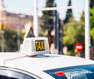 Taxi para empresas: Servicios de Taxi Josep Camprubí