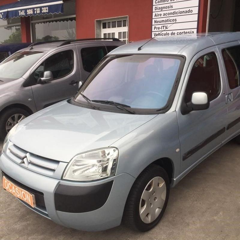 Citroën Berlingo 2.0HDI 90CV: Vehículos de ocasión de OCASIÓN A LAGOA