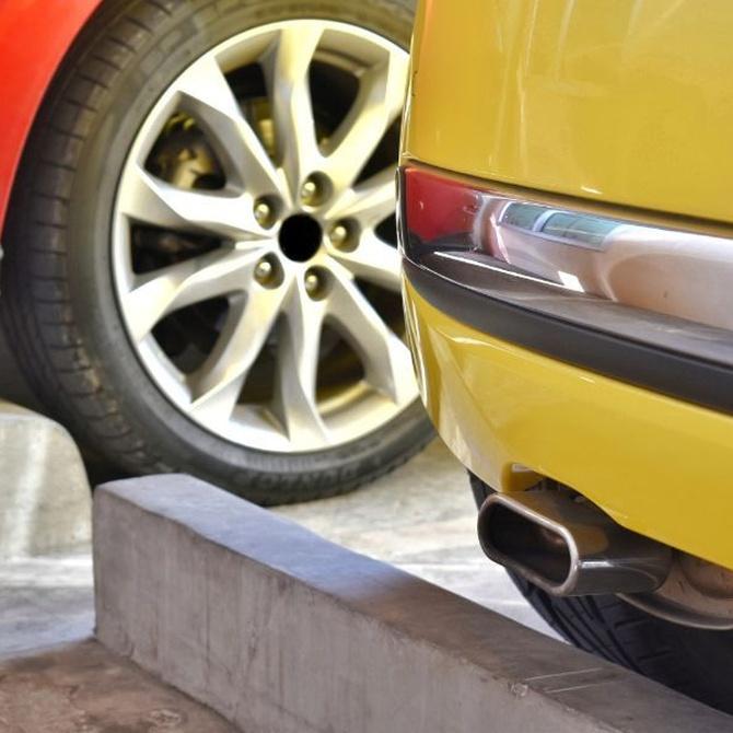 Los parkings y la contaminación