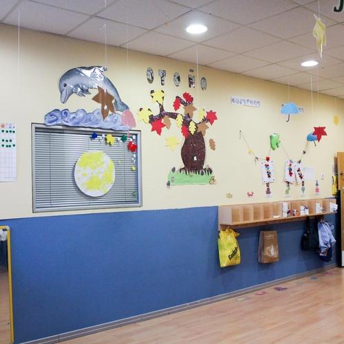 Escuela infantil en Las Tablas, Madrid   Pequeñecos Parque Norte