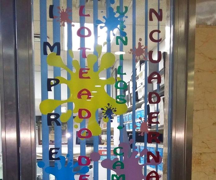 VINILOS ADHESIVOS: Qué servicios te ofrecemos de Grupo Hicorsa