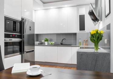Instalación de cocinas de alta calidad