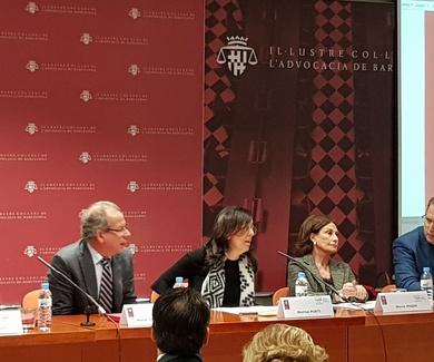 Jornada sobre resolución alternativa de conflictos. Benavent Abogado, Barcelona