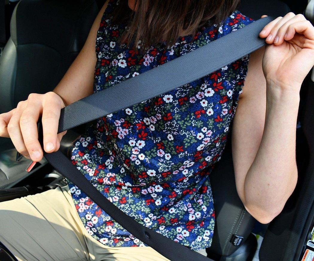 Cómo limpiar el cinturón de seguridad