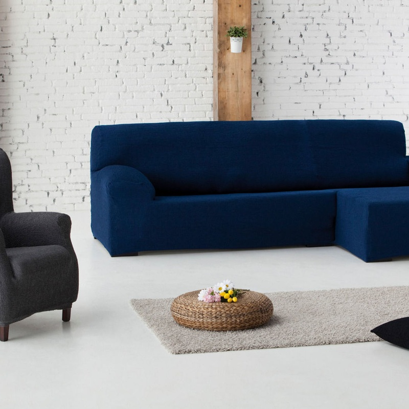 Funda sofá chaise longue y butaca