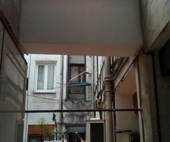 Rehabilitación de fachadas: Servicios de Reformas AM-BELL