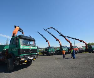 Todos los productos y servicios de Alquiler de camiones con grúa: Camiones con Grúas Peña