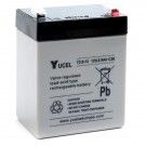 Batería plomo 12V 2,9Ah 80x100x55
