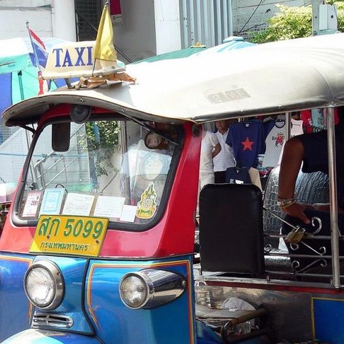 Los modelos de taxis más característicos de otros países del mundo (II)