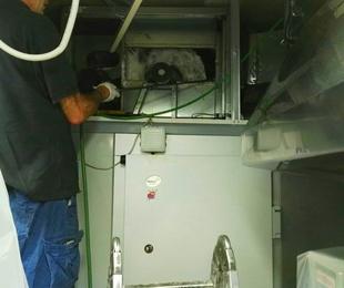Limpieza de sistemas de extracción cocinas Industriales