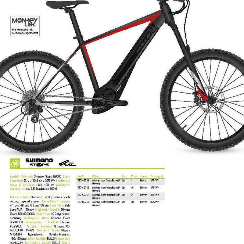 E-CORE EVO 2 27.5 PLUS : Productos de Bikes Head Store