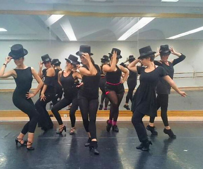 Jazz Musical y lírico - Theater Jazz: Clases de Escuela de Danza Duque
