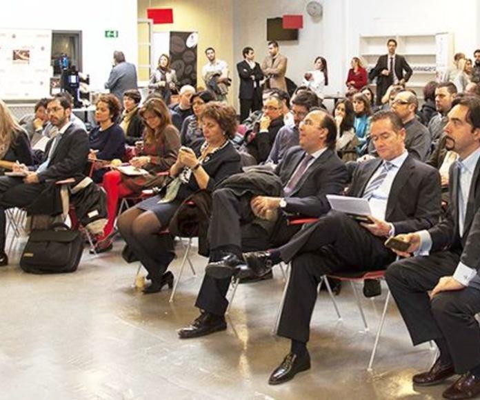 Resumen del tercer Activa Internet en el garAJE de Madrid