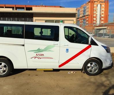 Radio Taxi Madrid 7 Plazas