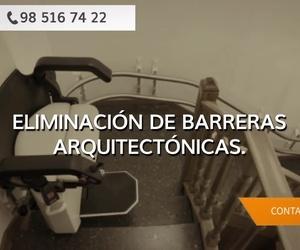 Eliminación de barreras Asturias