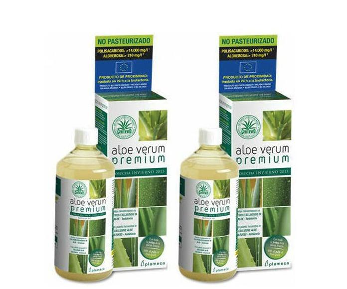 Promoción Aloe Verum Premium Plameca