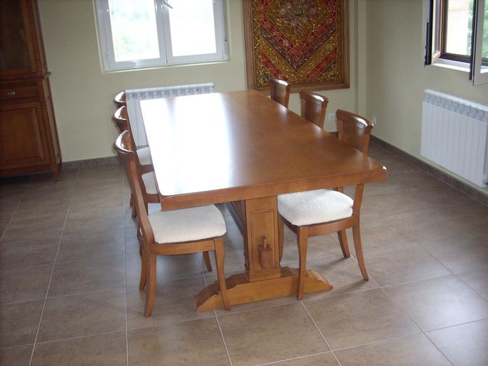 Fabricación de muebles: Productos de Muebles Comar