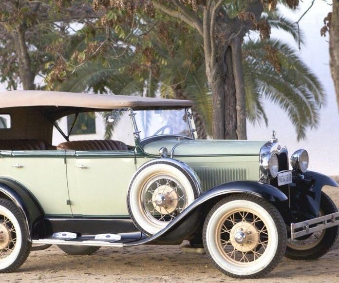 Alquiler de coches: Servicios de Bernal Espectáculos