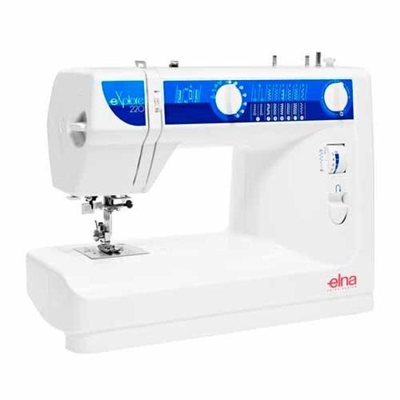 Máquina de coser Elna 220 Explore: Productos de J. Pujol