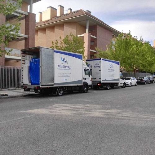 Mudanzas y guardamuebles en Las Rozas | Alba Moving Mudanzas