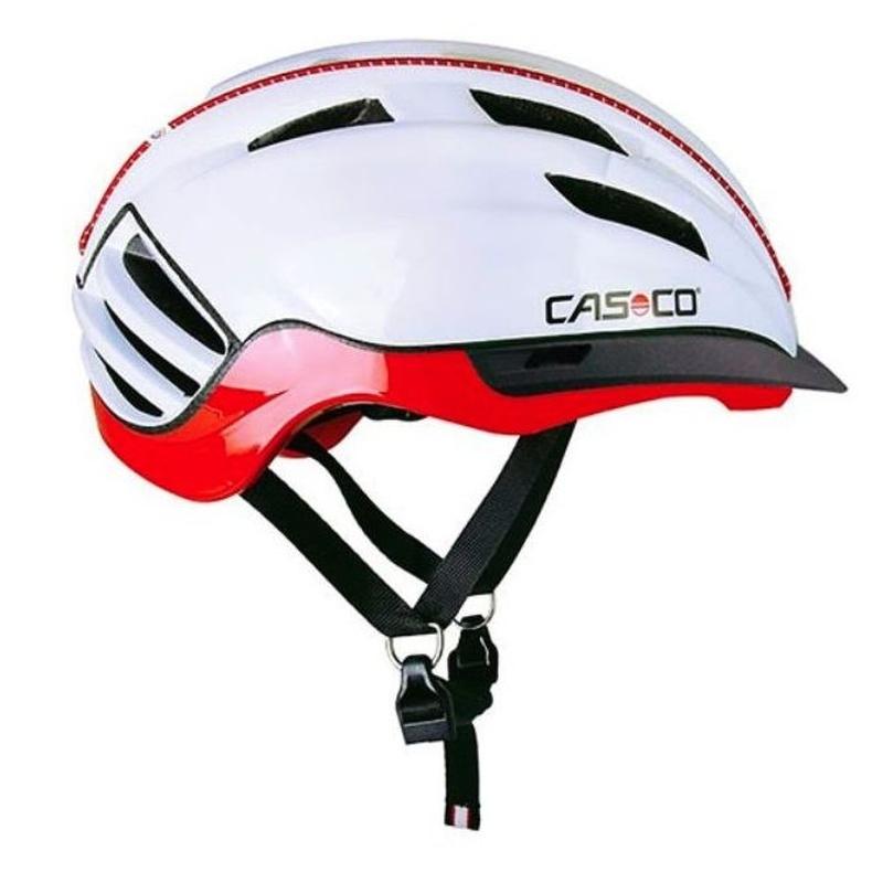 CASCO SPEEDSTER TC BLANCO/ROJO TALLA M: Productos de Bikes Head Store