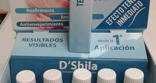 Tratamiento facial D'Shila