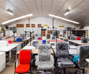 Mobiliario de oficina en Valencia