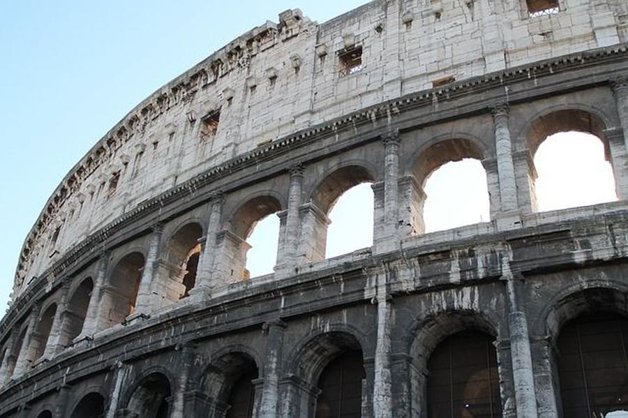 Cómo era el hormigón romano